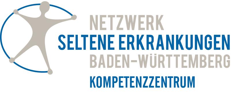 Logo des Kompetenzzentrums Seltene Erkrankungen Baden-Württemberg